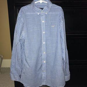 Boys Vineyard Vines Button Down Shirt